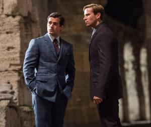 Agents très spéciaux : Armie Hammer et Henry Cavill sur une photo