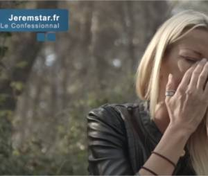 Angie Be (Secret Story) en pleurs en se confiant sur sa tentative de suicide