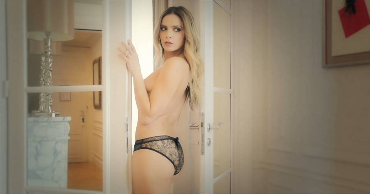 Clara morgane the making of la candidate - 1 part 9