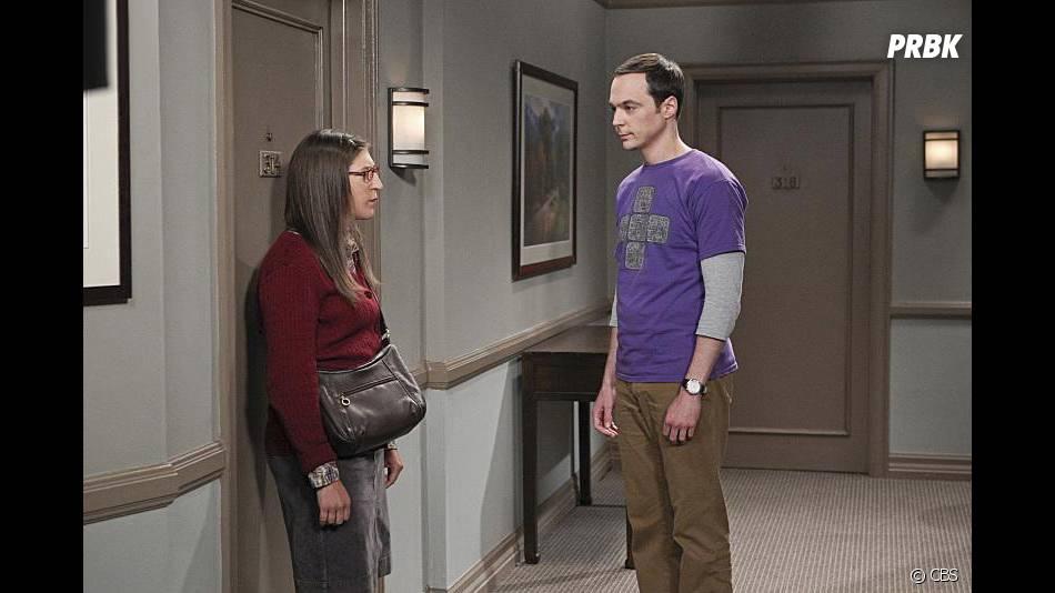The Big Bang Theory saison 9, épisode 1 : Sheldon et Amy sur une photo