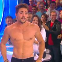 Olivier Dion sexy et torse nu : le candidat de DALS 6 affiche déjà ses abdos dans TPMP