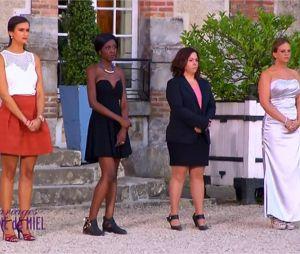 4 mariages pour 1 lune de miel : gros clash entre les candidats sur TF1, le 25 septembre 2015