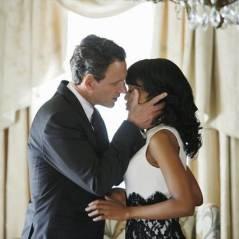 """Scandal saison 5 : les scènes de sexe entre Kerry Washington et Tony Goldwyn ? """"C'est très bizarre"""""""
