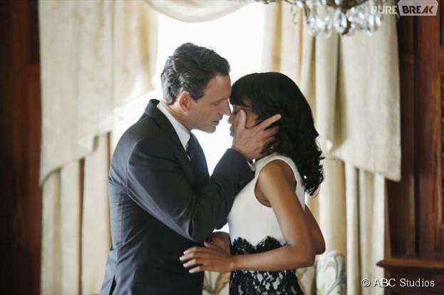 Scandal saison 5 : l'avis de Kerry Washington sur les scènes de sexe avec Tony Goldwyn