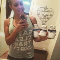 """Alexia Mori fière de sa prise de poids : """"la balance ça ne veut rien dire !"""""""