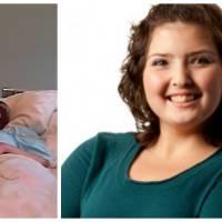 Émouvant : une maman chante pour sa fille de 18 ans, mourante d'un cancer