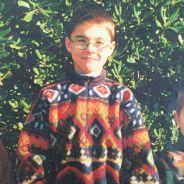 Thibault (Les Vacances des Anges) méconnaissable sur une photo dossier de son enfance