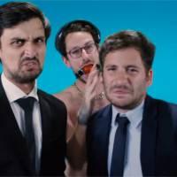 LolyWood : Manu, Choopa et Ugo dans des sketchs délirants sur D17