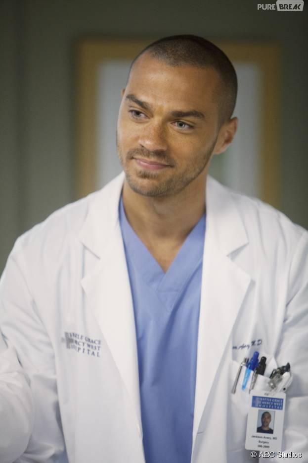 Jesse Williams dans Grey's Anatomy