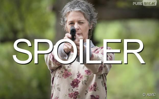 The Walking Dead saison 6 : Carol à la rescousse d'Alexandria dans l'épisode 2