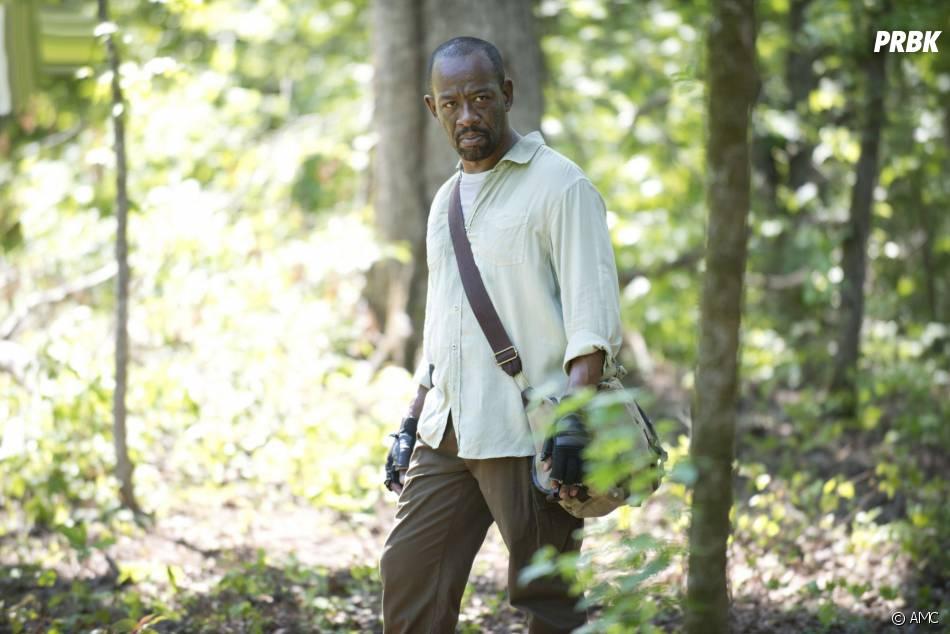 The Walking Dead saison 6 : un conflit à venir entre Morgan et Carol