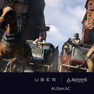 Assassin's Creed Syndicate : Uber vient vous livrer gratuitement le jeu... en calèche !