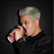 Samir Nasri devient blond platine : sa nouvelle coupe de cheveux dévoilée sur Instagram