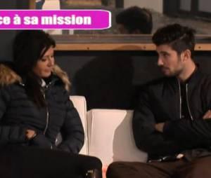 Secret Story 9 : Ali met fin à sa mission séduction avec Nathalie