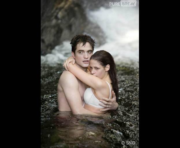 Kristen Stewart : sa scne de sexe avec Robert Pattinson