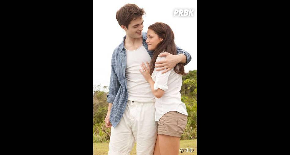 Twilight 4 : une scène de sexe pas très agréable pour Robert Pattinson et Kristen Stewart