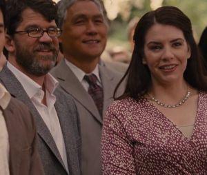Twilight 4 : Stephenie Meyer fait une apparition lors du mariage d'Edward et Bella