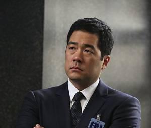 Tim Kang dans le rôle de Cho dans Mentalist