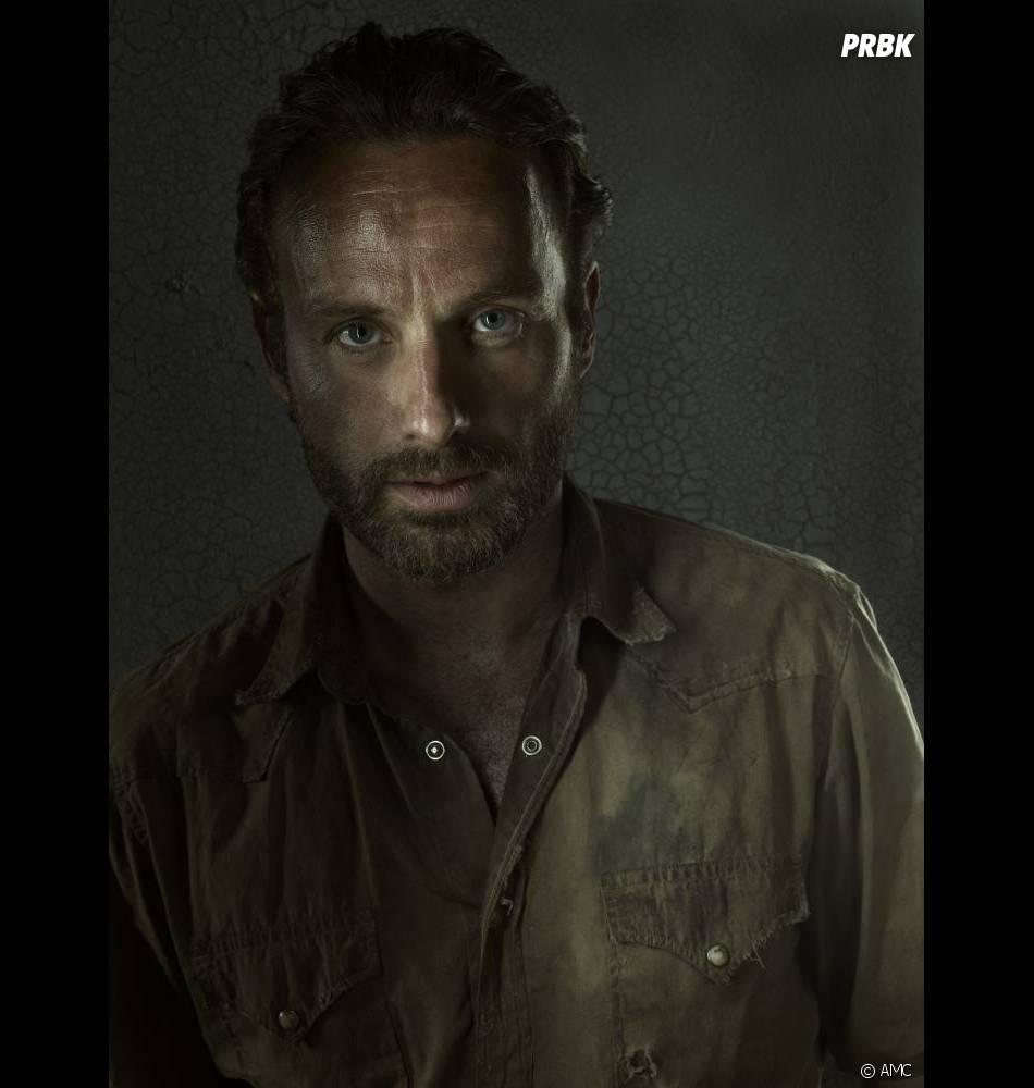 The Walking Dead saison 6 : Rick aura toujours ses deux mains dans la série