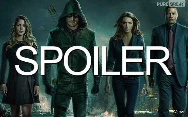 Arrow saison 4 : qui va mourir ?