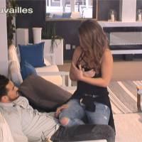 """Emilie et Rémi (Secret Story 9) réconciliés : """"Je t'aime et puis c'est tout"""""""