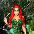 Kim Kardashian : best-of de ses costumes d'Halloween, Poison Ivy
