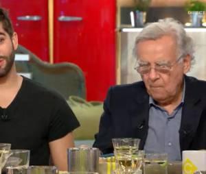 Kendji Girac invité dans C à vous, sur France 5, le 2 novembre 2015