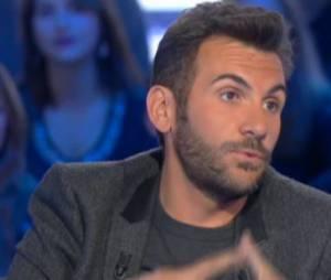 Laurent Ournac (DALS 6) répond aux critiques d'Enora Malagré dans Salut les terriens, le 7 novembre 2015, sur Canal +