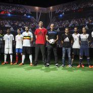 Future Arena, ballon et maillots officiels... Zidane et Adidas lancent l'Euro 2016