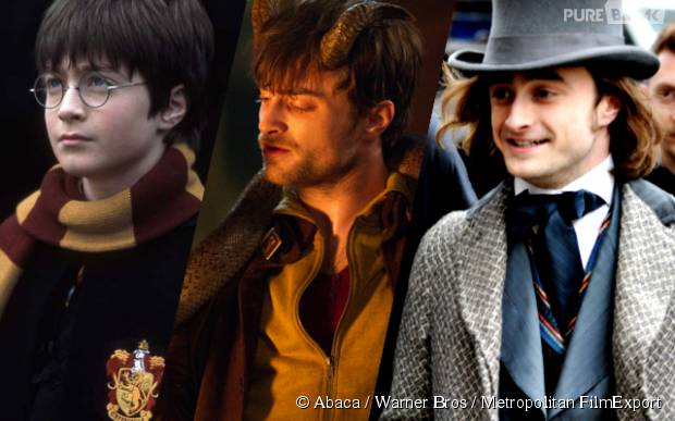 Daniel Radcliffe : ses looks les plus marquants au cinéma !