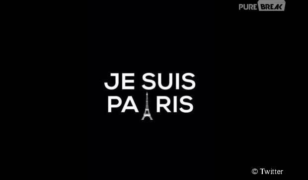 Attentats terroristes à Paris : les stars se mobilisent sur Twitter