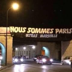 Attentats à Paris : les supporters de l'OM affichent leur belle solidarité