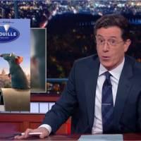 Stephen Colbert : son hommage délirant à la France après les attentats