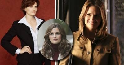 Stana Katic (Castle) : l'évolution des coupes de cheveux de Beckett au fil des saisons