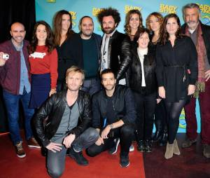 Babysitting 2 : le casting entier à l'avant-première du film le lundi 23 novembre au Gaumont Opera à Paris