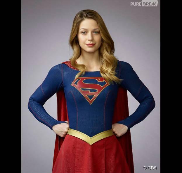 Supergirl bientôt aidée par Superman ?