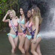 Miss France 2016 : shooting sexy en bikini pour les prétendantes