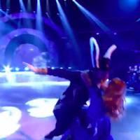 EnjoyPhoenix (Danse avec les stars 6) : chute impressionnante pendant sa prestation Disney