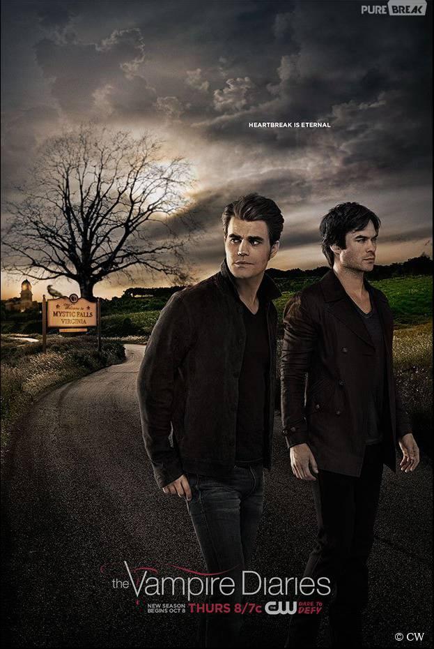 The Vampire Diaries en danger d'annulation ?