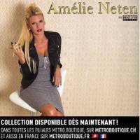 Amélie Neten : une nouvelle collection de vêtements déjà en préparation
