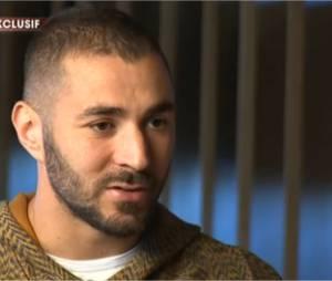 Karim Benzema s'exprime sur l'affaire Mathieu Valbuena en interview pour TF1