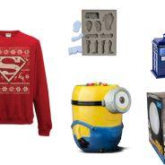 Noël 2015 : 10 idées de cadeaux insolites pour les fans de séries et de cinéma