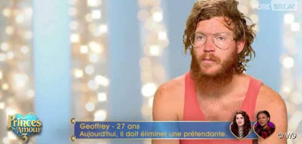Les Princes de l'amour 3 : Geoffrey déçu par Cinthia dans l'épisode 20 du 4 décembre 2015, sur W9