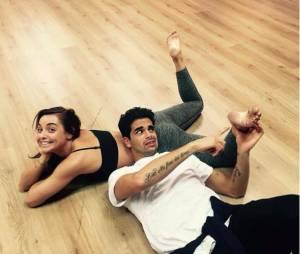 Priscilla Betti et Christophe Licata : binôme inséparable de Danse avec les stars 6