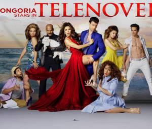 Eva Longoria dans la bande-annonce de la série Telenovela