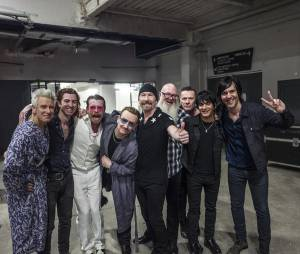 Eagles of Death Metal et U2 en duo à Paris le 7 décembre 2015