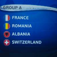 """Euro 2016 : tirage au sort """"facile"""" pour la France, les internautes font la fête"""