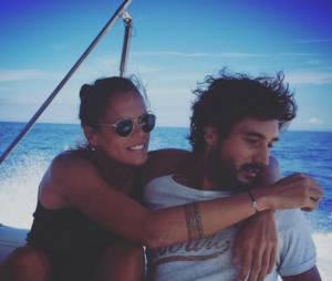 Laure Manaudou et Jérémy Fréro : vacances en couple