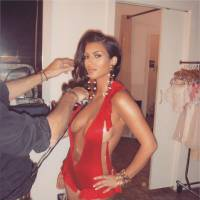Kim Kardashian nostalgique de son shooting ultra sexy pour Playboy