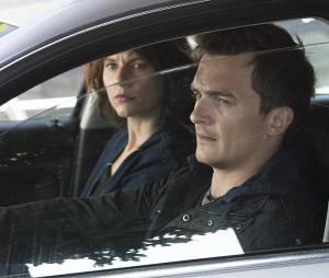 Homeland saison 5 : Claire Danes et Rupert Quinn sur une photo
